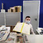 В Красноярском крае на 46% вырос спрос на почтовые отправления 1 класса